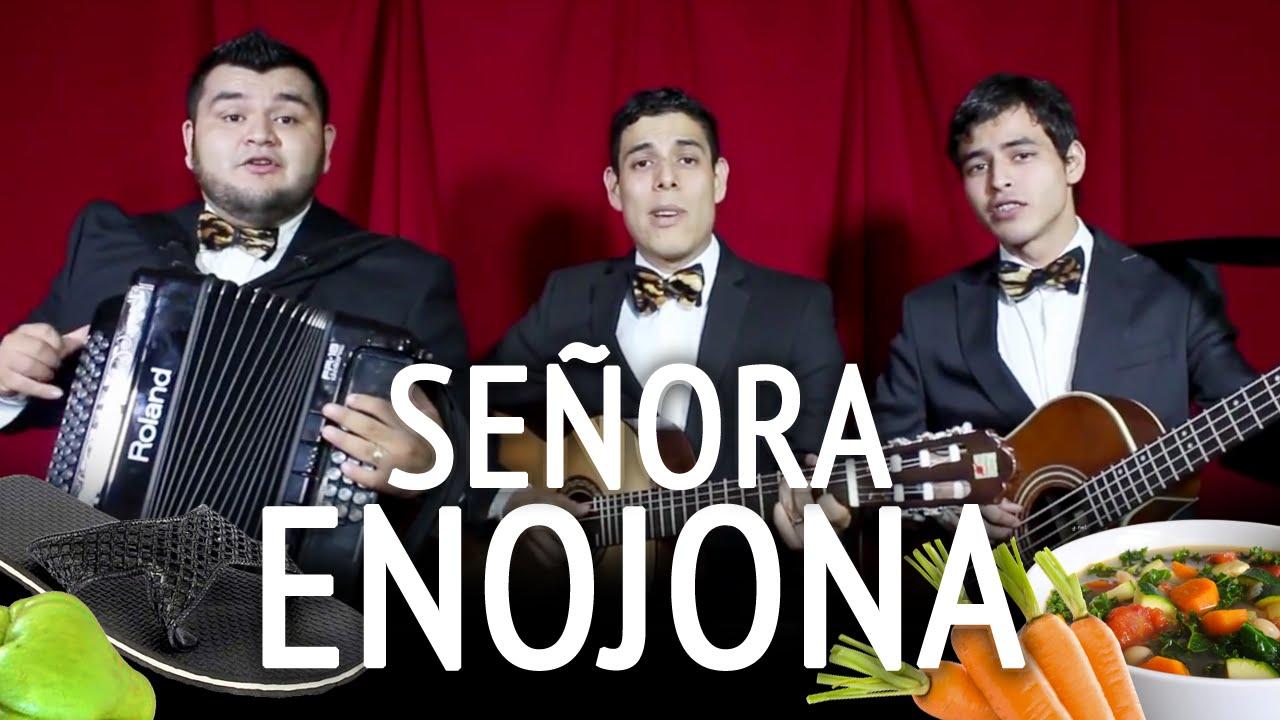 Senora Senora Denisse De Kalafe Parodia Youtube