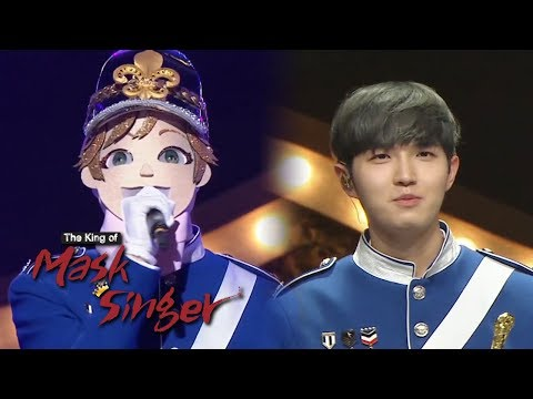 Kim Jae Hwan is the Main Vocalist of National Idol 'Wanna One'!! [The King of Mask Singer Ep 150]