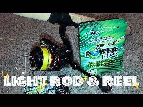✅Best Light Weight Rod & Reel | Shimano Stradic CI4+