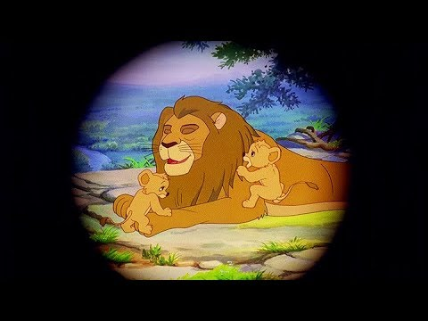 SIMBA THE KING LION | The Lion King | Full Length Episode 1 | English [KIDFLIX]