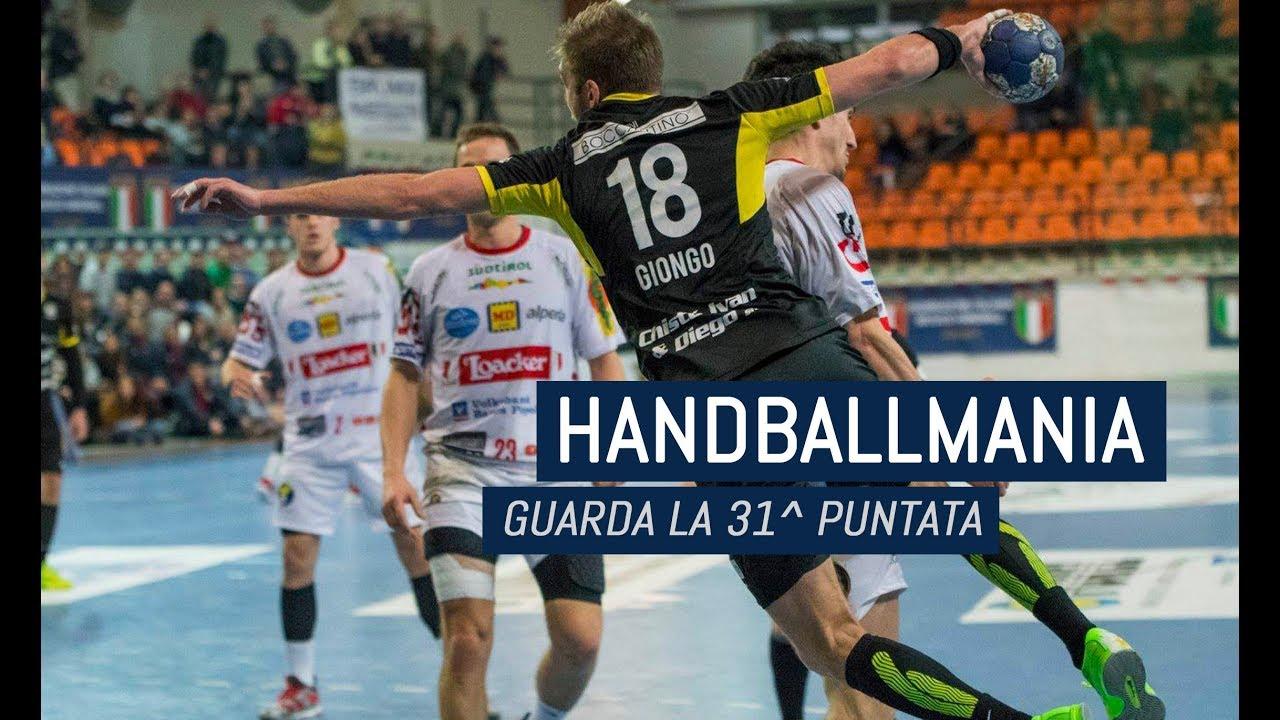 HandballMania - 31^ puntata [26 aprile]