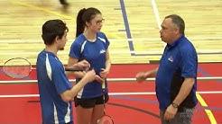 2017 SHSAA Badminton Provincials -  Weyburn SK