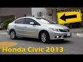 Carro seminovo: Honda CIVIC 2013 - [Confira os detalhes]