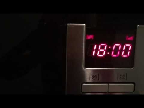Review Of Amica Amm25bi Built In Microwave With Grill Youtube
