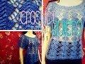 Crochet Bolero Tutorial Part 1 of 10