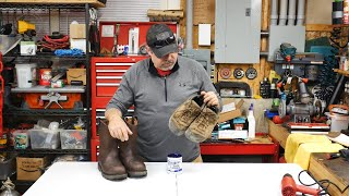 Grease Your Boots - Waterproofing Your Leather Boots For Wet Weather