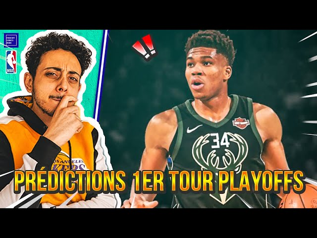 NBA PLAYOFFS 2020 : PRÉDICTIONS DU 1ER TOUR