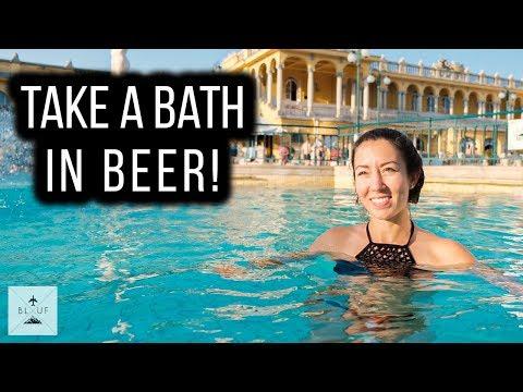 Budapest Baths: The Luxury Spa At Széchenyi