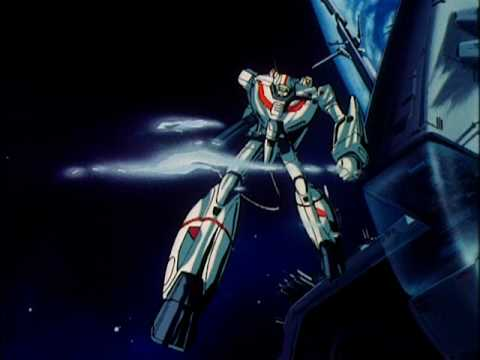 Anime Girls Mecha Wallpaper The Super Dimension Fortress Macross Clean Intro Youtube