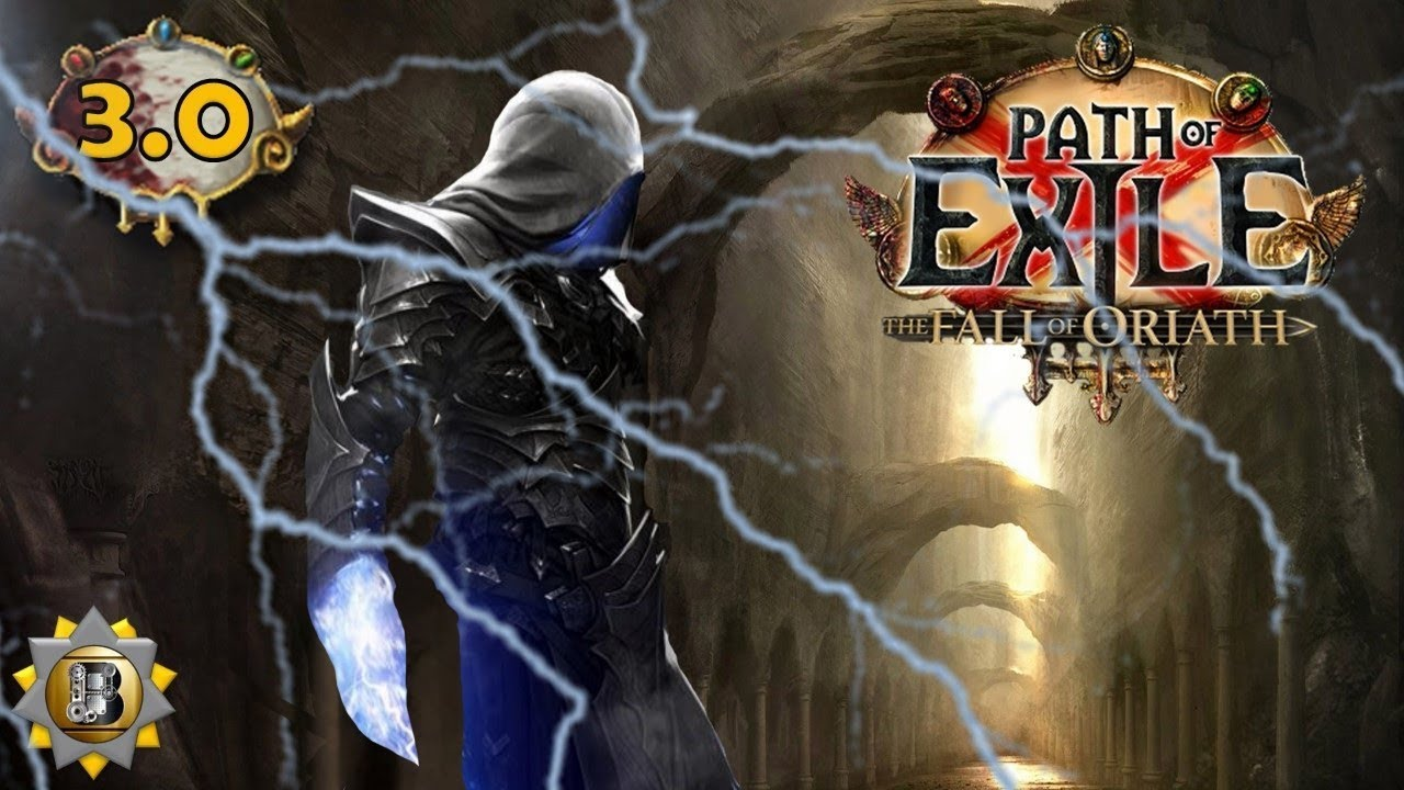 [3 0] Nova Spark Build - Inquisitor Templar - Path of Exile The Fall of  Oriath - The Harbinger