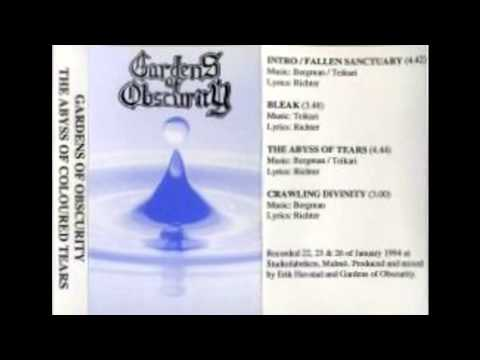 Gardens of Obscurity - Intro/Fallen Sanctuary