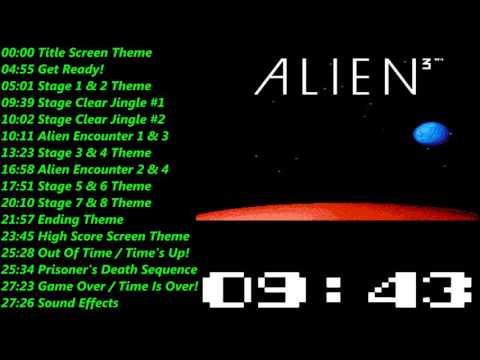 Alien 3 NES Music  Soundtrack