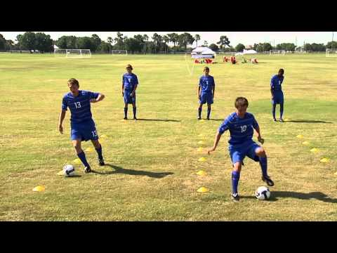 EA SPORTS Interactive Training - Dribbling Level 2 (Ages 13-18)