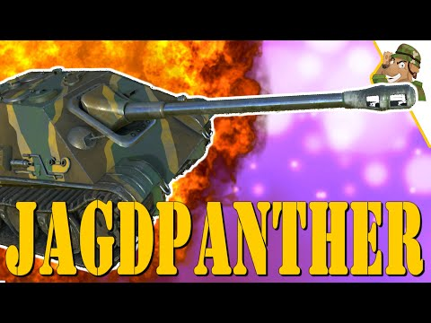Is Jagdpanther Too Strong Now? | World Of Tanks Blitz