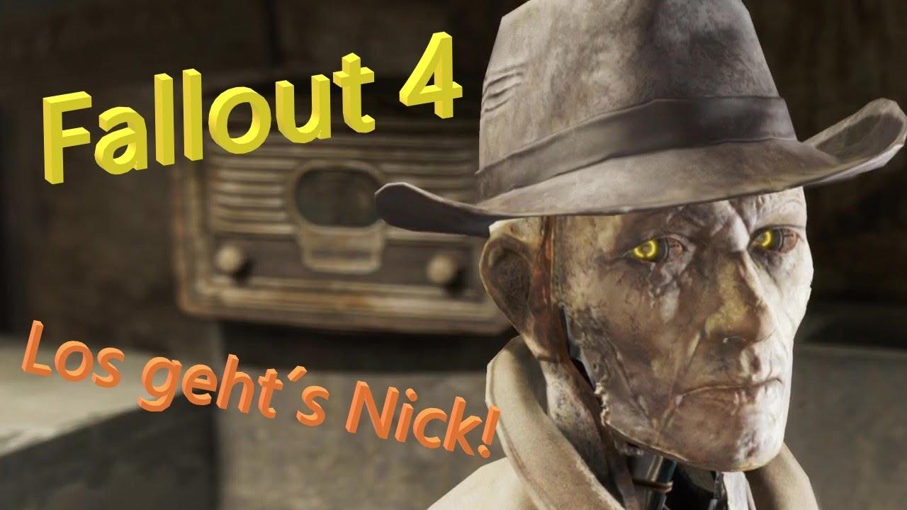 Fallout 4 Fraktionen