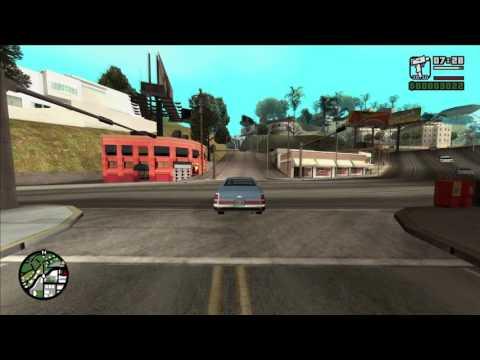 GTA San Andreas #11 | Ab in die Vinewood-Hills | DerPum