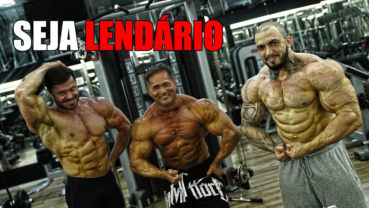 TREINO COM A LENDA   NORTOM JAMES   RENATO E DONAIRE