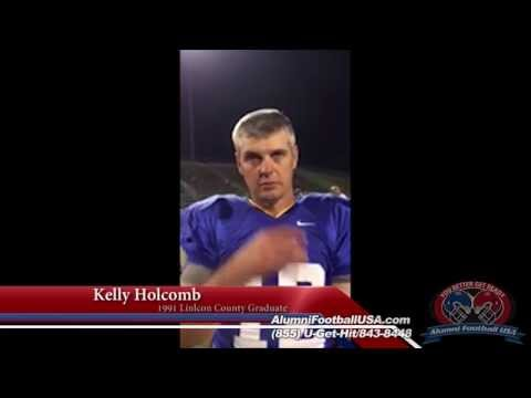 Kelly Holcomb (Interview)