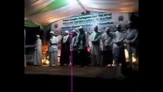 PELANTIKAN PENGURUS DPC FPI CIBINONG( 28-06-2012)