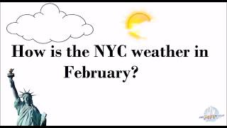 NYC February Weather