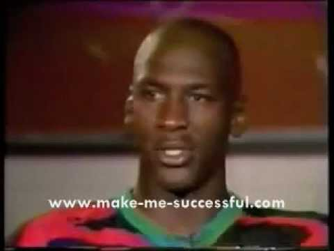 Inspiring Words From Michael Jordan