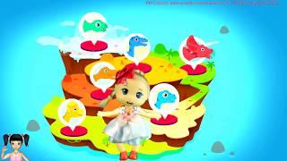 BabyBus - Tiki Mimi và trò chơi chú khủng long siêu quậy tập 2
