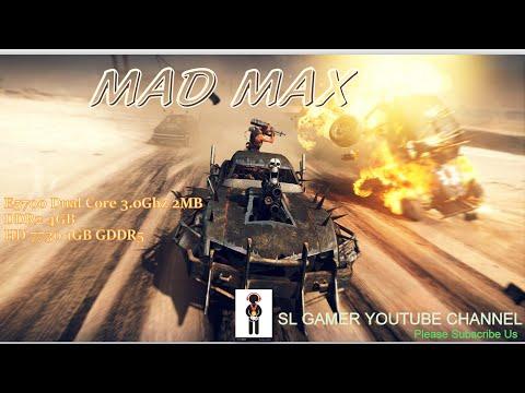 MadMax Game Play | E5700 | DDR2 4GB | HD 7730 1GB GDDR5