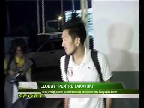 """""""Lobby"""" pentru Takayuki"""