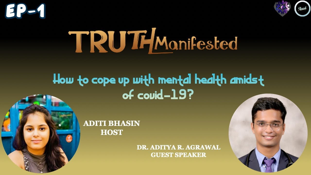 Interview with Psychologist Dr Aditya Agrawal