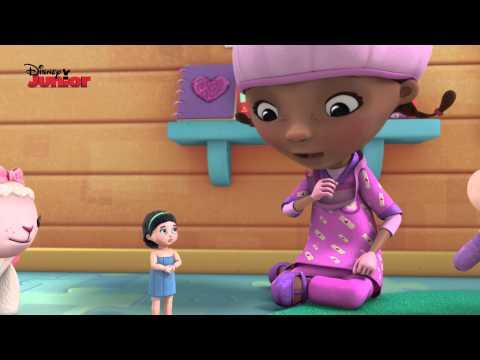 """Be Brave"" Song | Doc McStuffins | Disney Junior UK"
