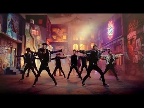 B.A.P - WARRIOR (Official Video / Japanese Version)