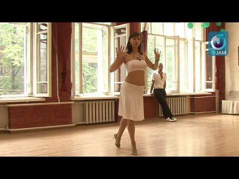 Танго урок видео