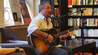 An Evening With Huey Morgan, Waterstones Glasgow