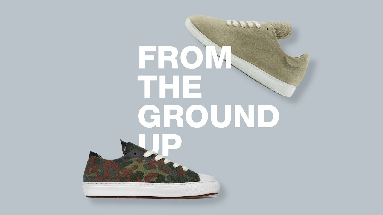 How to Start Your Own Sneaker Brand, Plus the History of Nike & adidas |  From the Ground Up