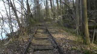 Susquehanna State Park Rail Trail Maryland 4-7-13