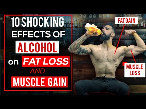 ALCOHOL and FITNESS The Good and Bad