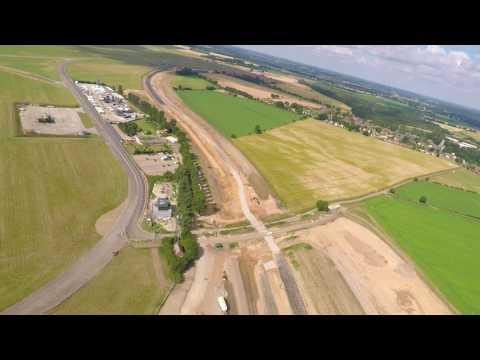 Norwich NDR Progress 5th July 2017