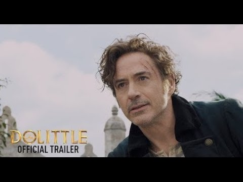 """Dolittle - """"Official Trailer"""""""