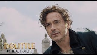 DoLittle Hollywood Movie Trailer 2 2020