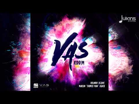 Marlon Asher - Keep Up (Vas Riddim)