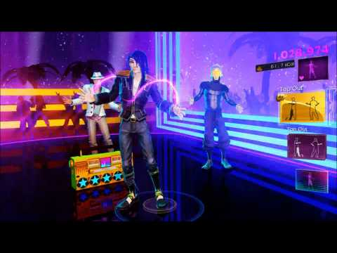 Dance Central 3 - Temperature - (Hard/5 Stars) (DLC)