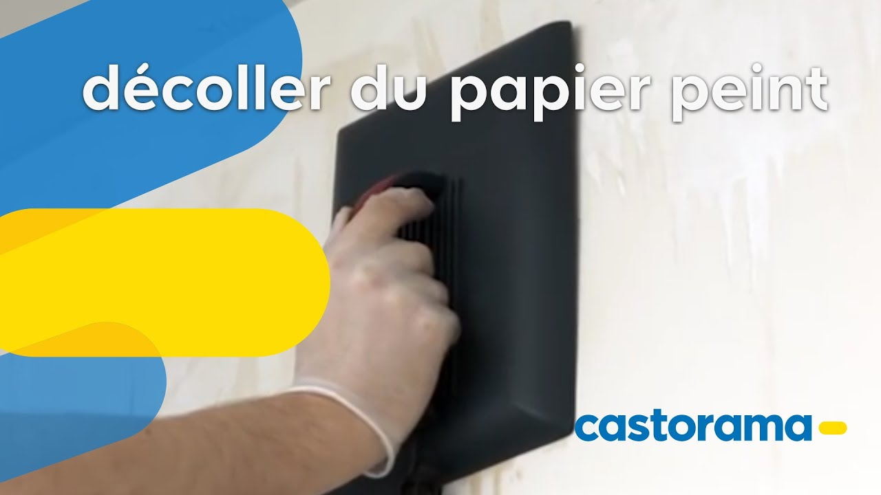 Decoller le papier peint photos de conception de maison for Comment enlever le papier peint