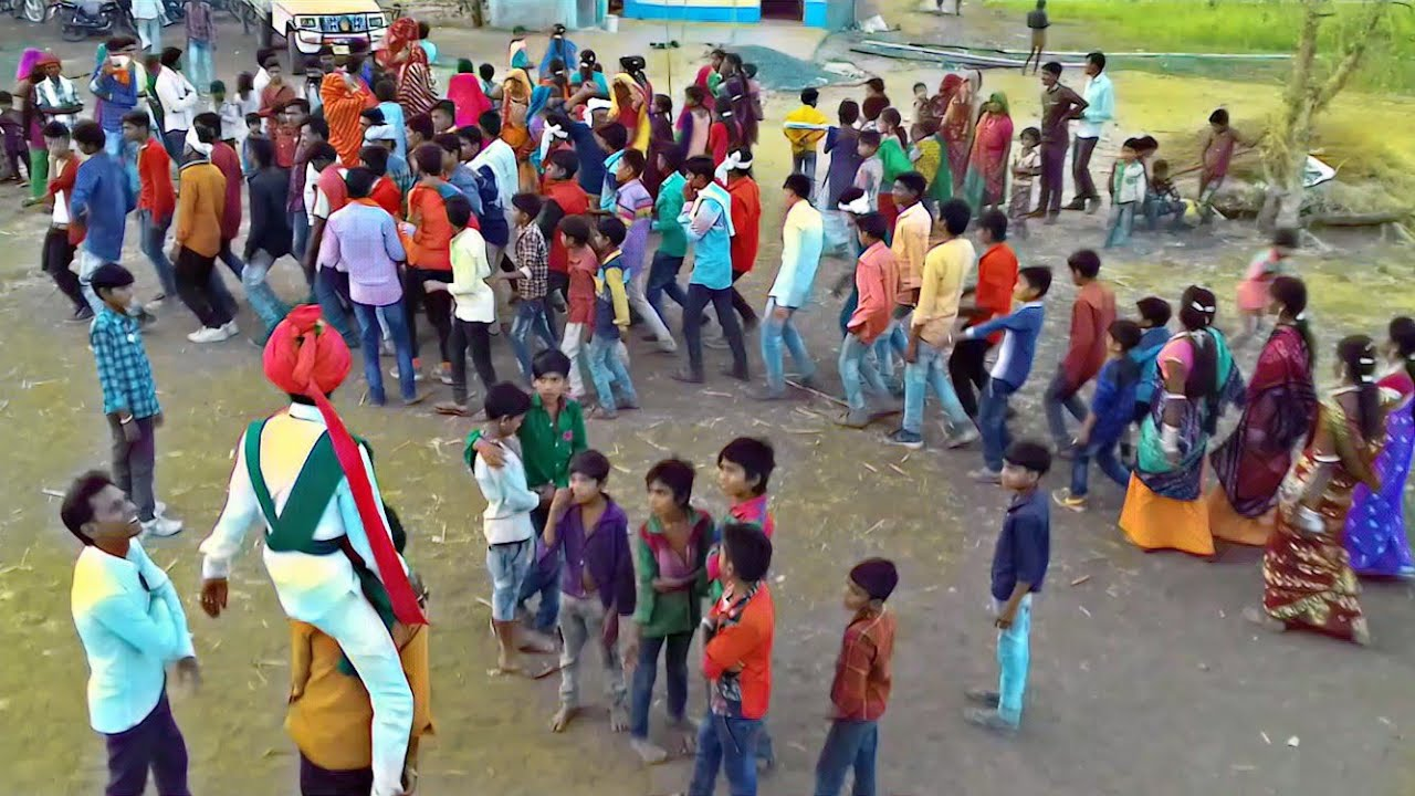Adivasi of Alirajpur Jhabh / Aadivasi Video Dance