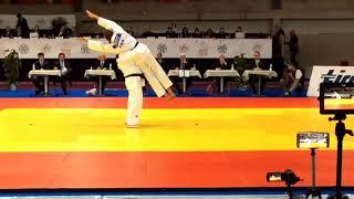 2017 kata world championships Sardinia Italy French ju no kata team