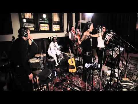 Rising Appalachia LIVE- Documentary PREVIEW-studio recording 2012