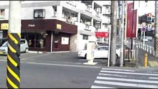 手形割引の栄光商事(株)の本店周辺
