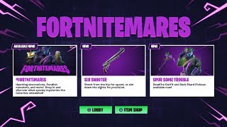 """*REACTIVE* """"DEADFIRE"""" SKIN! Fortnitemares Live Event Finale (Fortnite Battle Royale Gameplay)"""
