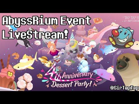 Tap Tap Fish AbyssRium 4th Anniversary Event Livestream
