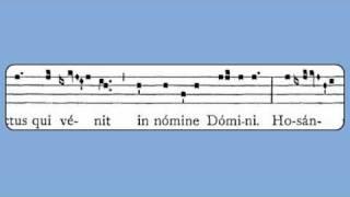 Sanctus VIII (De Angelis)