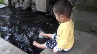 【満願寺温泉】日本一恥ずかしい露天風呂【南小国町】